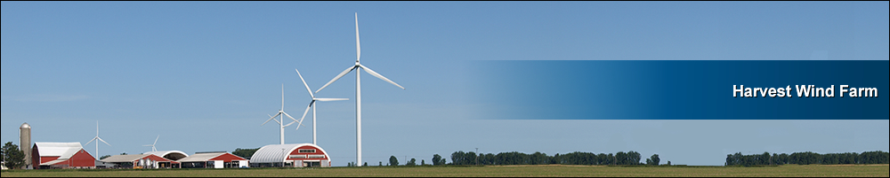 Harvest Wind Farm